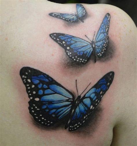attractive butterfly tattoos weneedfun