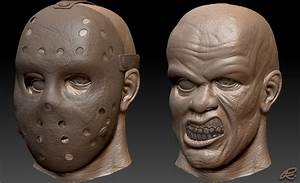 Friday the 13th Jason Voorhees Speed Sculpt