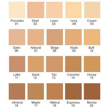 bare minerals medium tan google search kiss  makeup pinterest colors foundation