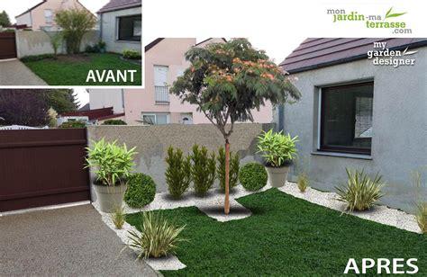 Aménager Un Petit Jardin De 30m² Monjardinmaterrassecom