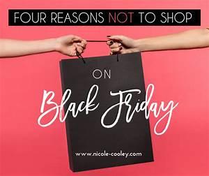Four Encastrable Black Friday : four reasons not to shop on black friday nicole cooley ~ Melissatoandfro.com Idées de Décoration