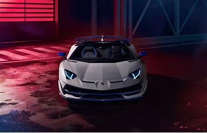 Lamborghini Svj Aventador Roadster Xago Resolution Wallpapers