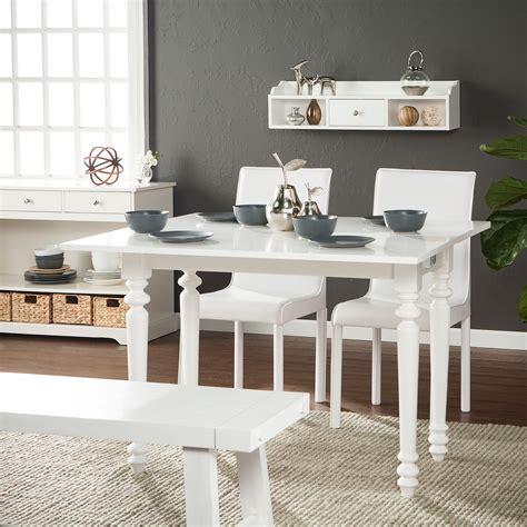 southern enterprises sericco convertible desk  dining