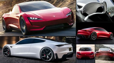 Upcoming Tesla Roadster For 2020