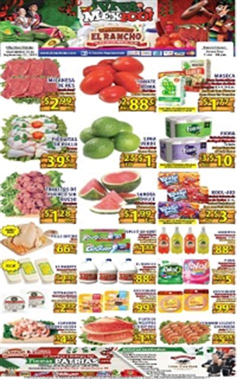 el rancho supermarket weekly ad specials