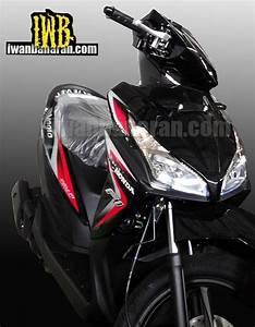 Honda Vario 110 Fi Dengan Headlight Led Dan Answer Back System