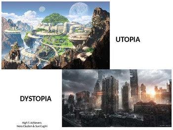 utopia  dystopia  high  achievers teachers pay
