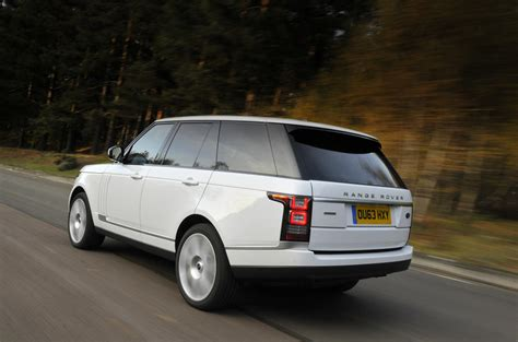 Review Land Rover Range Rover by Range Rover Review 2019 Autocar