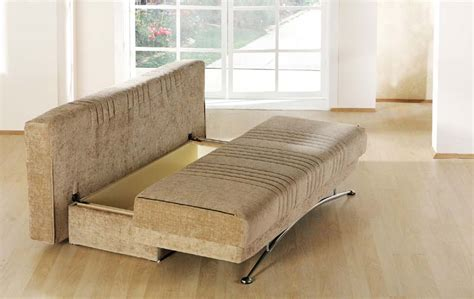 fantasy benja light brown convertible sofa bed by sunset