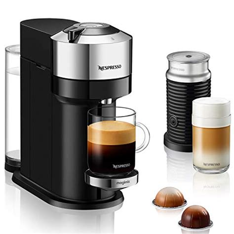Great coffee machine in perfect condition. Nespresso Vertuo Next Deluxe, By Magimix | Coffee Capsule Machine With Aeroccino Milk Frother ...
