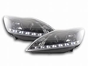 Ford Focus Headlight Adjustment Manual
