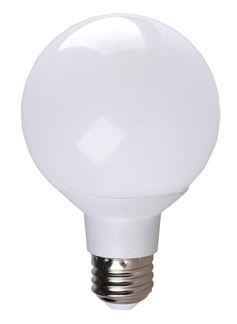 MaxLite LED Globe Light Bulb, G25 E26 Base Dimmable