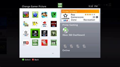 Best Xbox Gamerpics