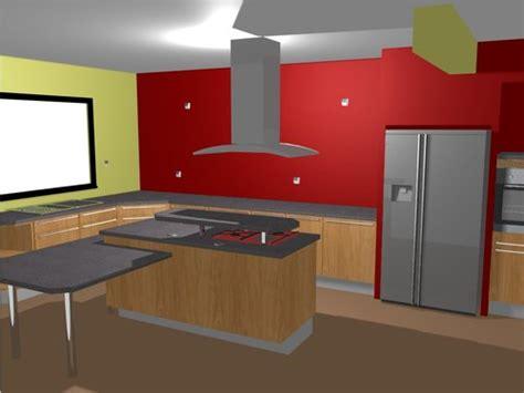 refaire sa cuisine comment refaire la décoration de sa cuisine avec un petit