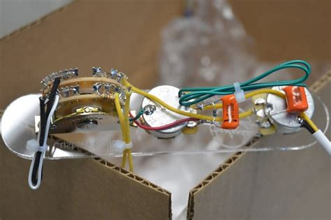 hoagland custom handcrafted jerry donahue telecaster wiring reverb