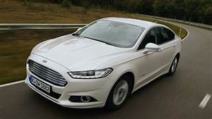 All-new Ford Mondeo Hybrid Electric Vehicle