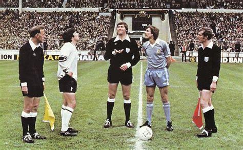 Manchester City v Tottenham Hotspur FA Cup Final 1980/81 ...