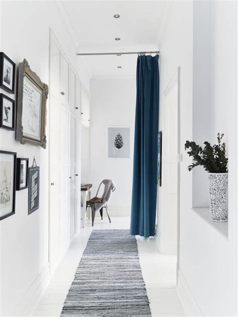 25 Ways To Use Curtains As Space Dividers - DigsDigs