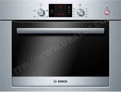 four a vapeur encastrable bosch hbc24d553 pas cher four encastrable vapeur bosch livraison gratuite