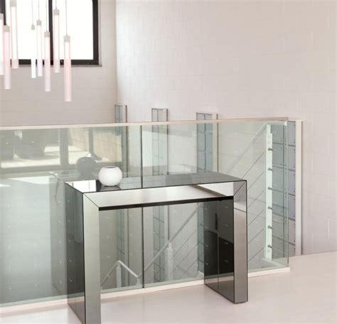 console extensible meuble moderne pratique  esthetique