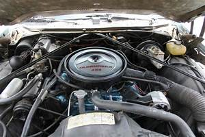 1976 Olds Cutlass Supreme W   Rare 455 T Code Engine