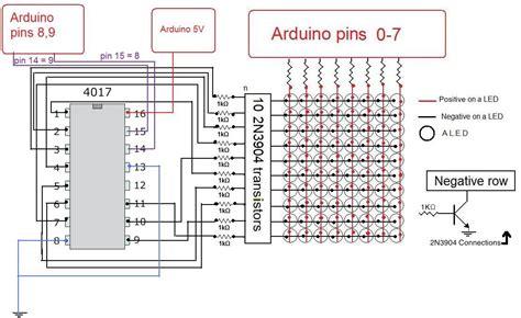 How Build Arduino Led Matrix Simple Steps