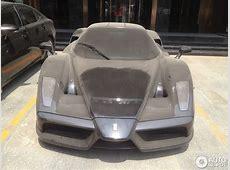Ferrari Enzo Looks Abandoned in China autoevolution