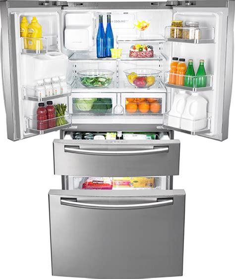 samsung four door refrigerator samsung 4 door refrigerator with apps