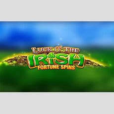Luck O' The Irish Fortune Spins  Play Slots Online  Genting Casino