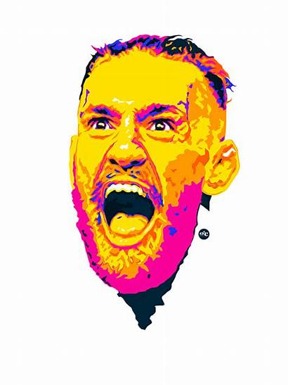 Mcgregor Conor Vectorified