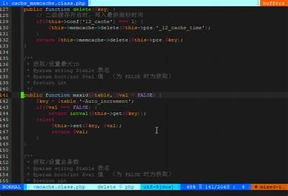 Coding 快速 Fu 搜索 函数 Vim