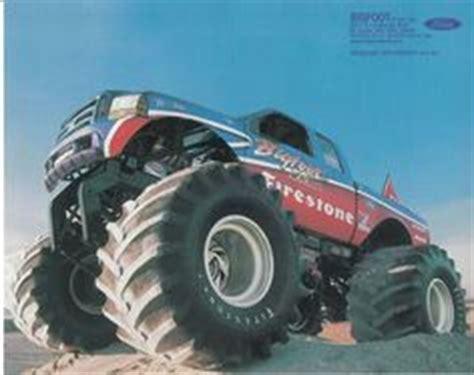 firestone bigfoot monster truck monster trucks on pinterest monster trucks monster jam