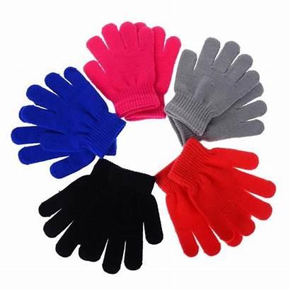 Gloves Winter Magic Children Stretchy Glove Kid