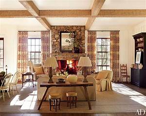 28 Living Rooms With Cozy Fireplaces