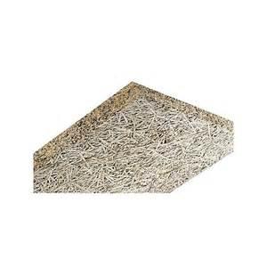 isolant en sous de dalle en de bois fibralith standard epaisseur 25mm bvp socca