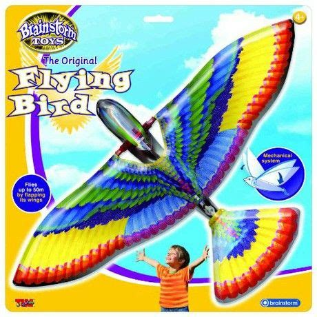 brainstorm toys  original flying bird wingspan mm