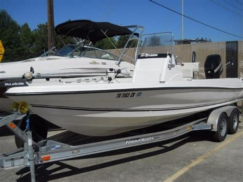 Tritoon Boats For Sale Houston by 1990 Triton Boats For Sale In Houston
