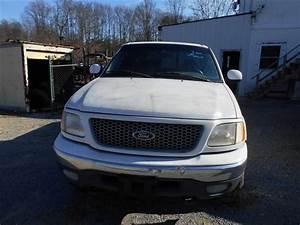 2002 Ford Ford F150 Pickup Rear Body Decklid