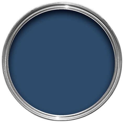 sandtex exterior oxford blue gloss metal paint 0 75l departments diy at b q