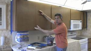 How to paint your kitchen cabinets to look as good as new