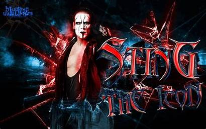 Wcw Sting Wallpapers Background Wallpapercave