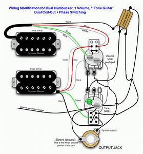 Dvm U0026 39 S Humbucker Wiring Mods