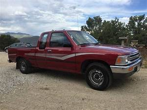1990 Toyota Pickup Truck Extended Cab V6 Auto 1989 1990