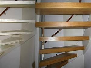 Treppenstufen Mit Laminat Verkleiden : abdeckleiste massivholz f r offene treppen treppenrenovierung treppensanierung ~ Sanjose-hotels-ca.com Haus und Dekorationen