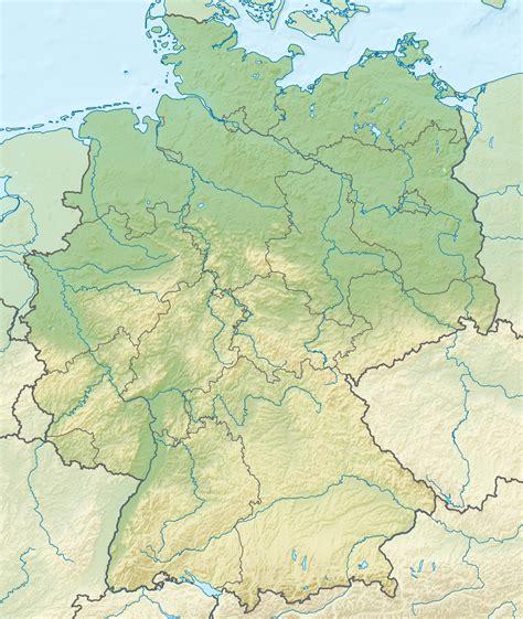 topographische karte deutschland gebirge  blog