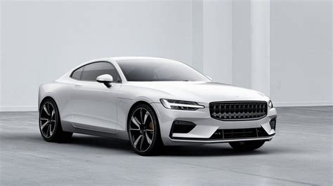 2020 Volvo Electric by New 2020 Polestar 1 Electric From Volvo Car Grups
