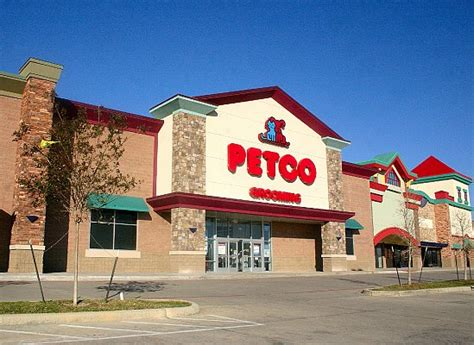 petco retail store mansfield construction