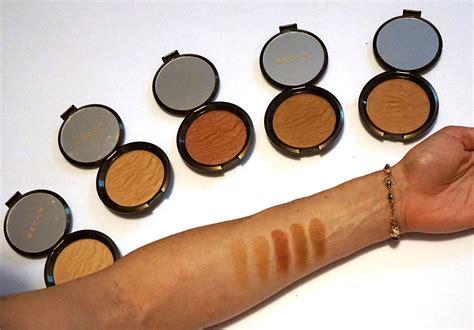 becca chrissy teigen glow face palette sunlit bronzers