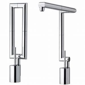 robinet cuisine avec douchette franke maison design With robinet de cuisine design