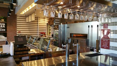 pizza kitchen design open kitchen designs aren t a fad in restaurant construction 1528